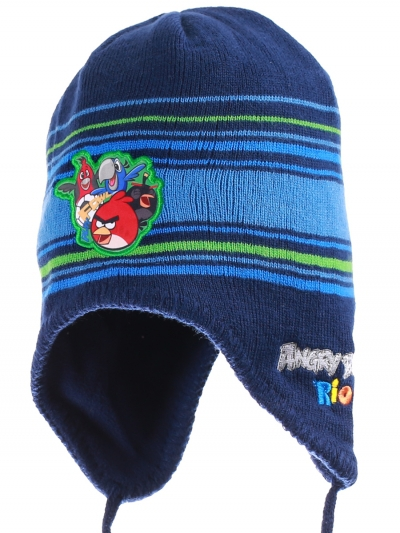 angry-birds-rio-knitted-hat