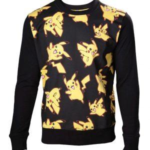 bluza pokemon pikachu