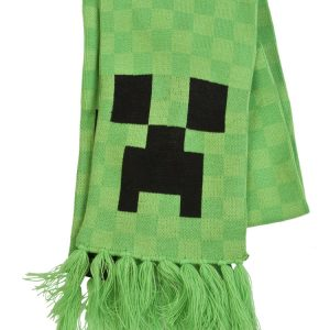 fular creeper minecraft