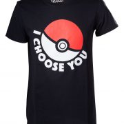 tricou pokemon i choose you