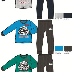 pijama imperial force star wars