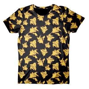 tricou pikachu all over