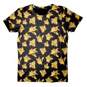 tricou pikachu all over