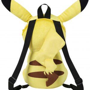 ghiozdan pikachu de plus