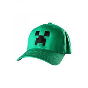 sapca minecraft verde