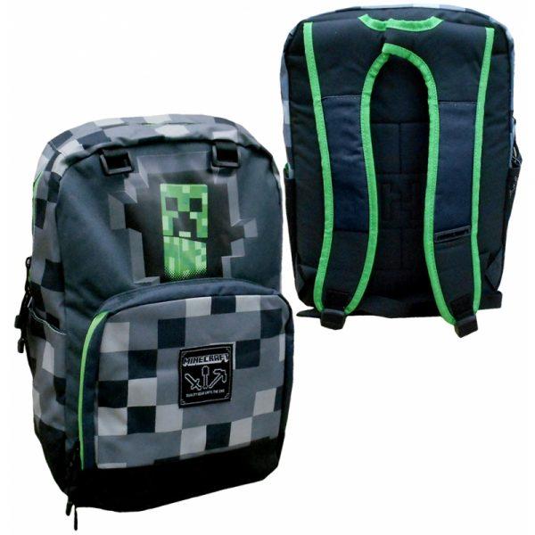 minecraft-backpack original gri