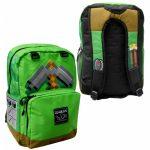 minecraft-backpack tarnacop verde