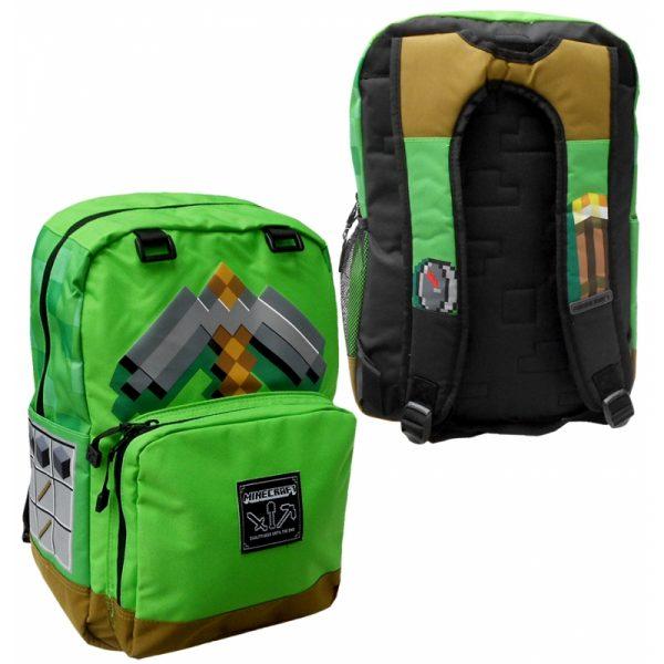 minecraft-backpack sword verde