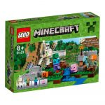 lego minecraft box
