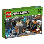 lego minecraft end portal