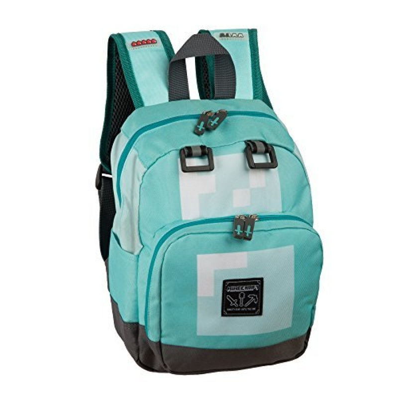 minecraft-backpack-diamond-blue-30-cm