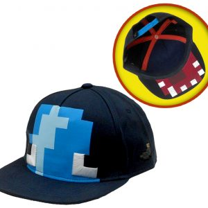 sapca minecraft blue