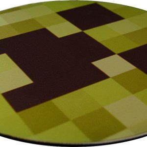 Mousepad personalizat Minecraft creeper