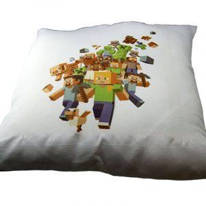 Perna personalizata Minecraft