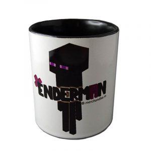 cana personalizata Minecraft Enderman